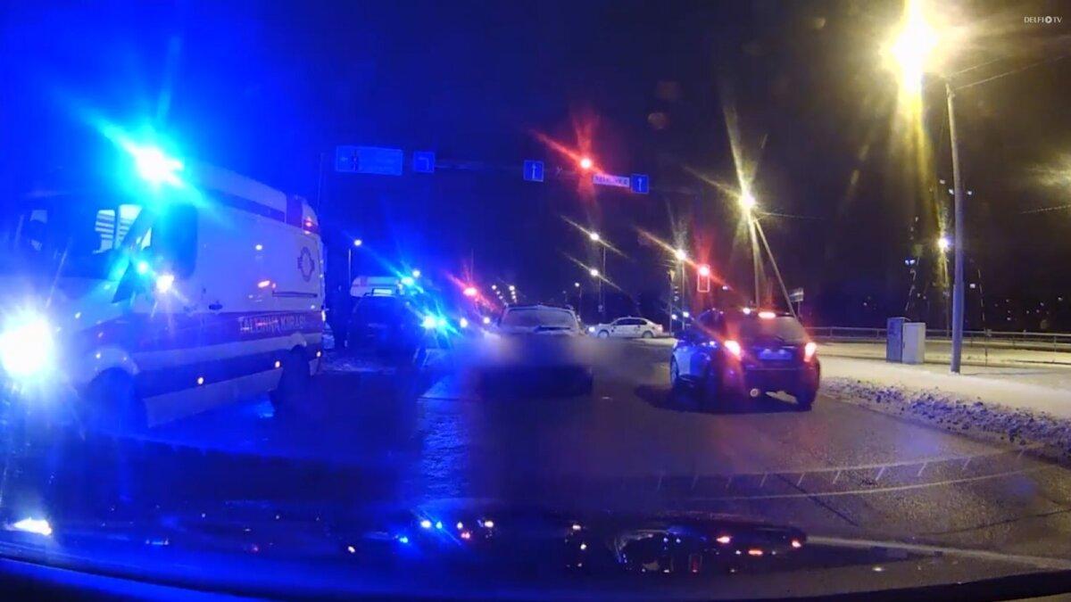 SAATUSLIK HETK: Liiklusõnnetuse põhjustamine viis mõrvakoha leidmiseni.