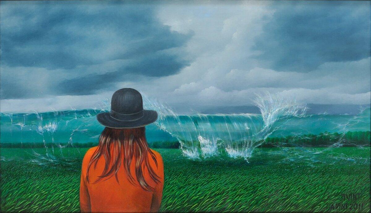 Aili Vint, Toomas Vint. Aili vaatab oma unenägu (2011)