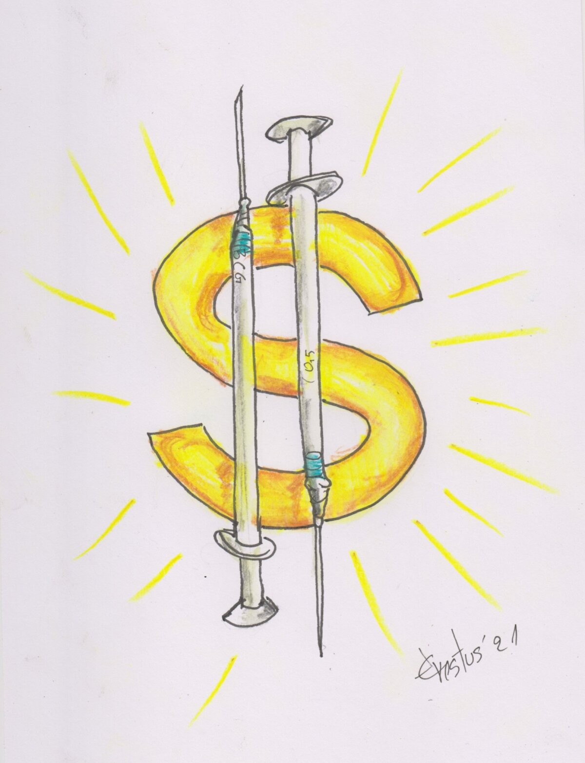 Ameerika teadlased tõestasid hiljuti, et ravimid aitavad kõige rohkem neid, kes ravimeid müüvad.