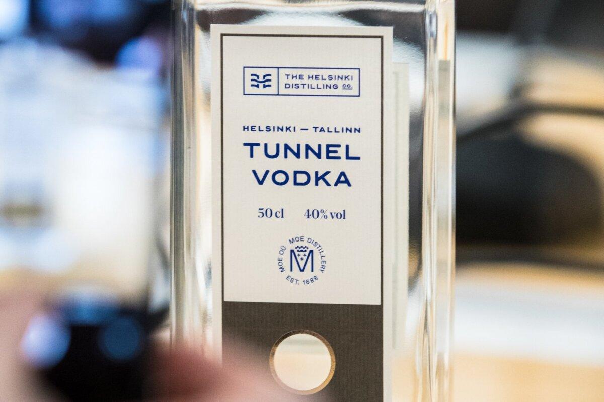Juba on tunnel jõudnud ka vodkapudelitele.