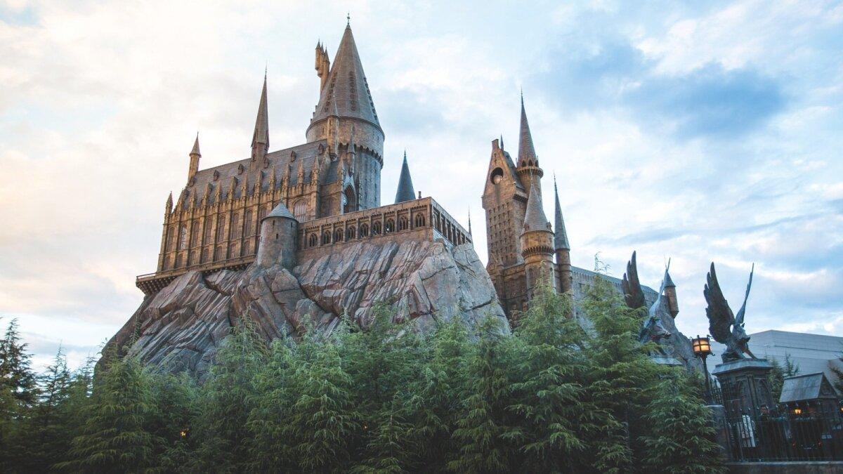 Harry Potteri Maailm Orlandos