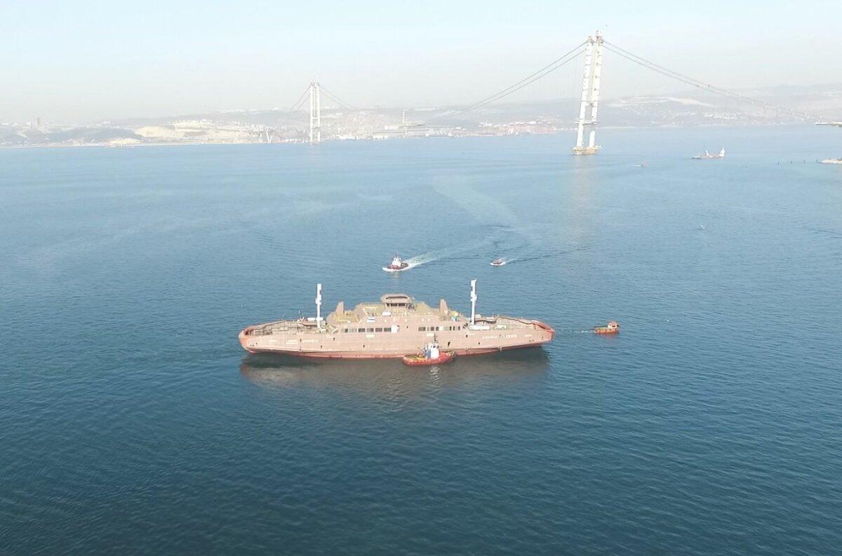 Tallinna Sadama uus parvlaev Leiger