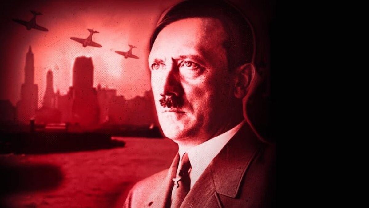 """""""Hitleri maailm: sõjajärgne plaan"""""""