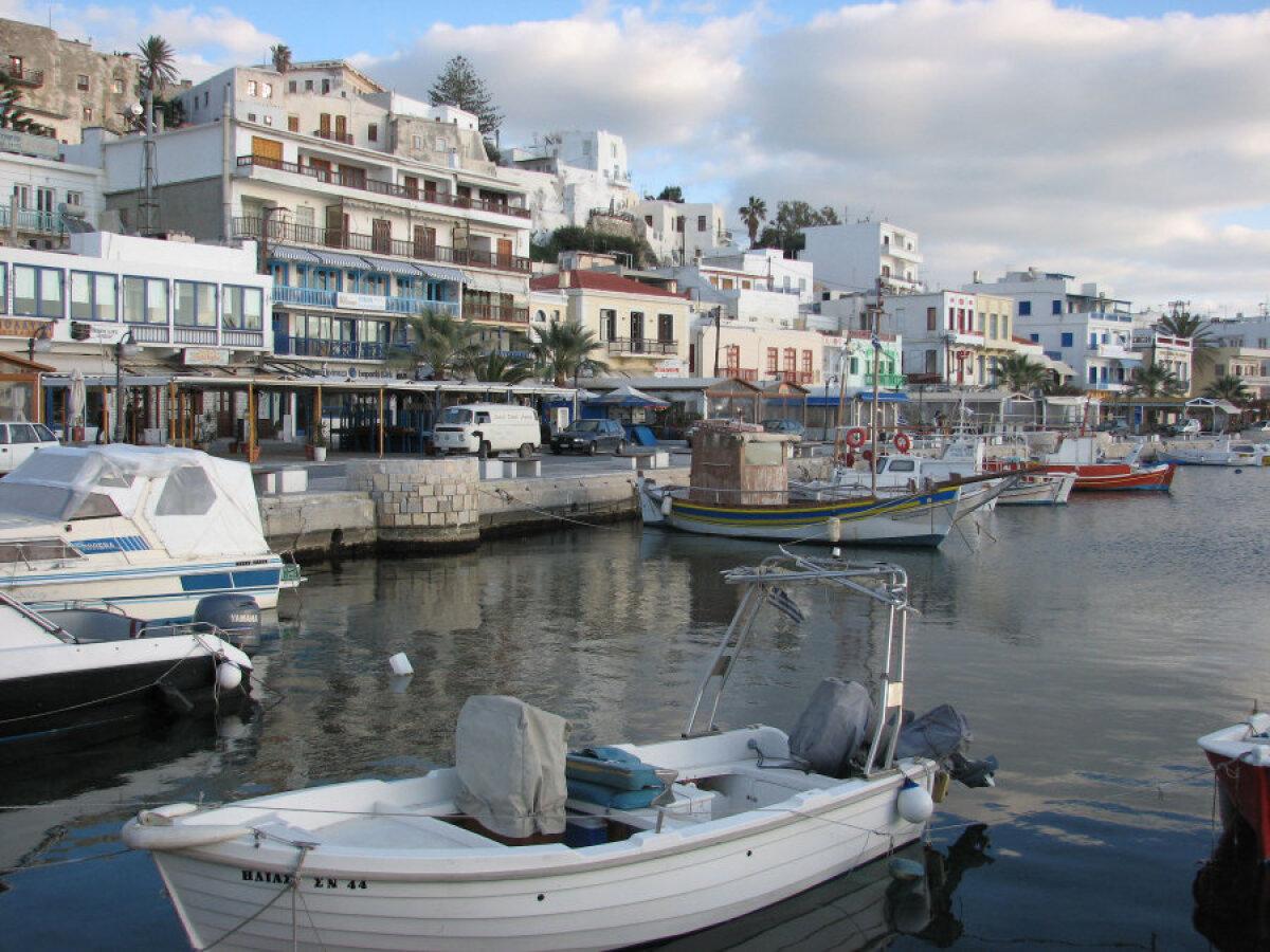 Naxos, Kreeka.