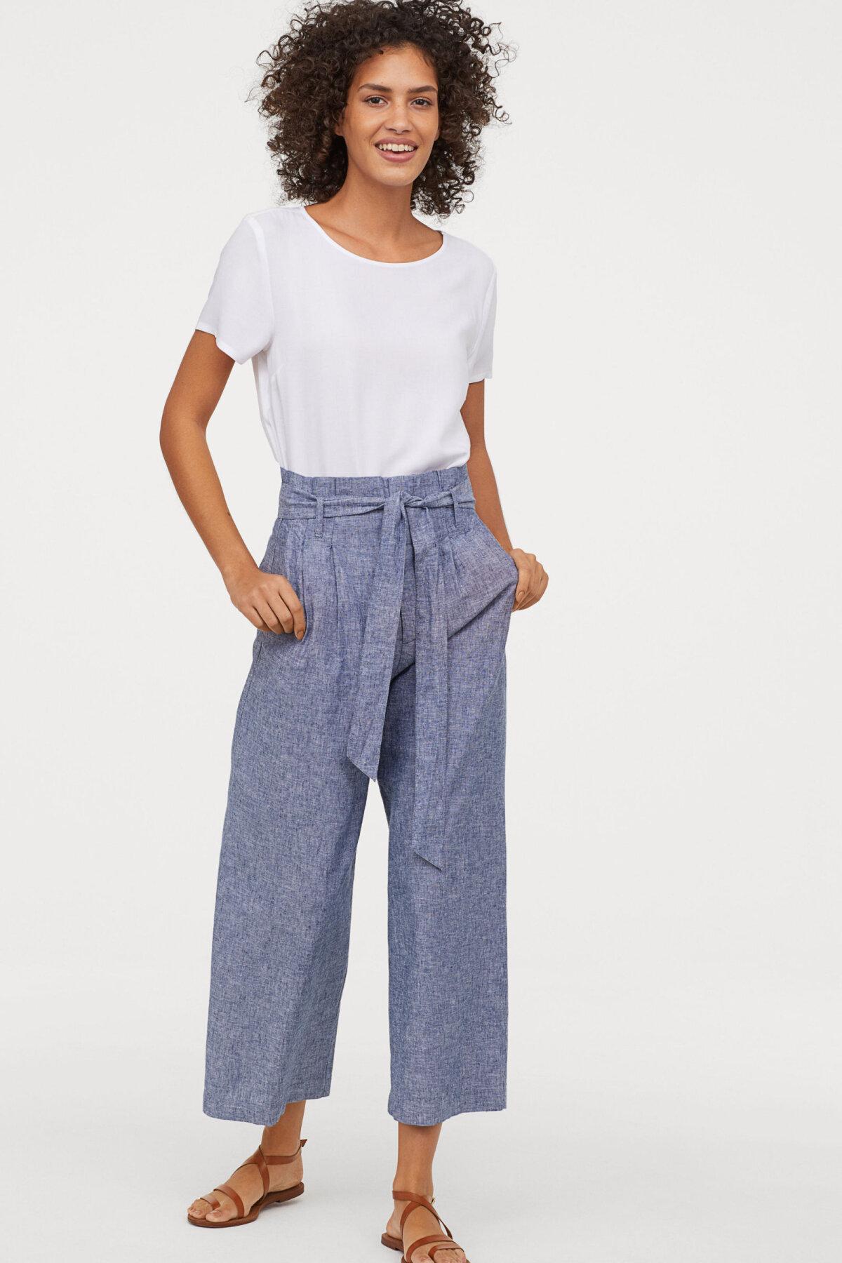 Linased püksid. Hind: 29,99 €