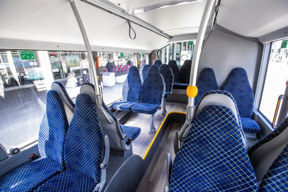 Bussiistmed