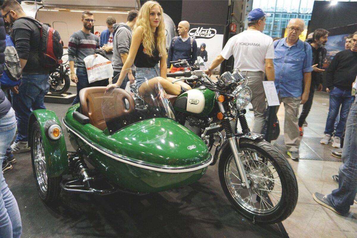 Prantsusmaal tegutsev Hiina juurtega tsiklitootja Mash valikus on retrohõngulisi rattaid igale maitsele – nii kahe- kui ka kolmerattalisi. Baltimaades müüakse Mashi toodangut Lätis.