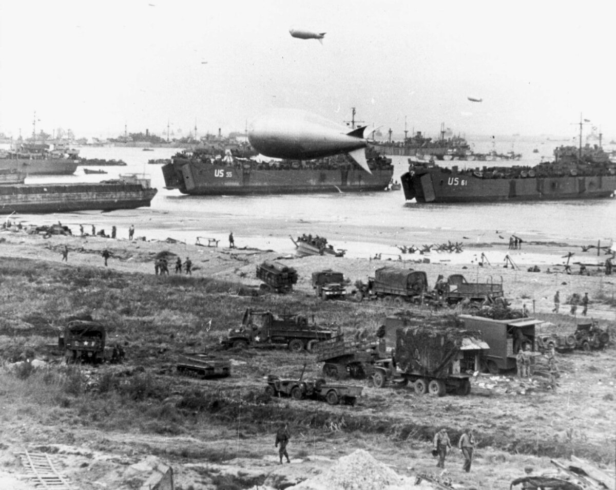 Normandia dessant