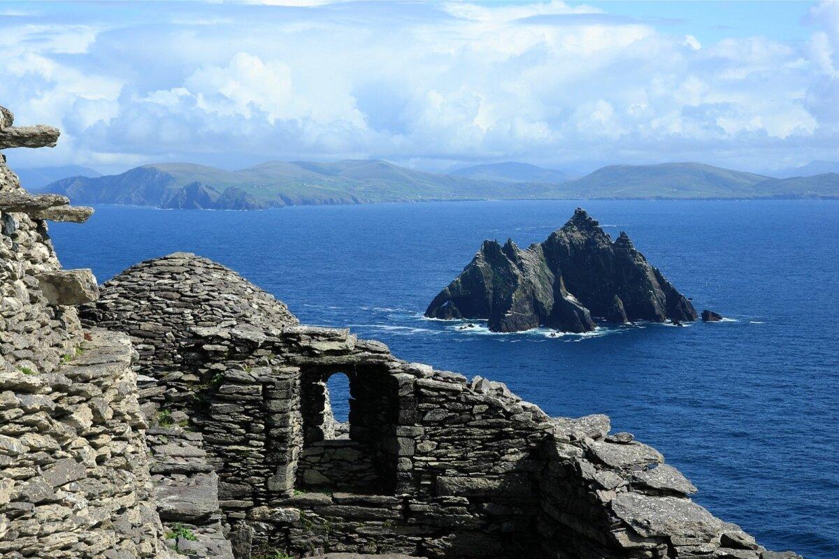 Skellig Michael, Iirimaa