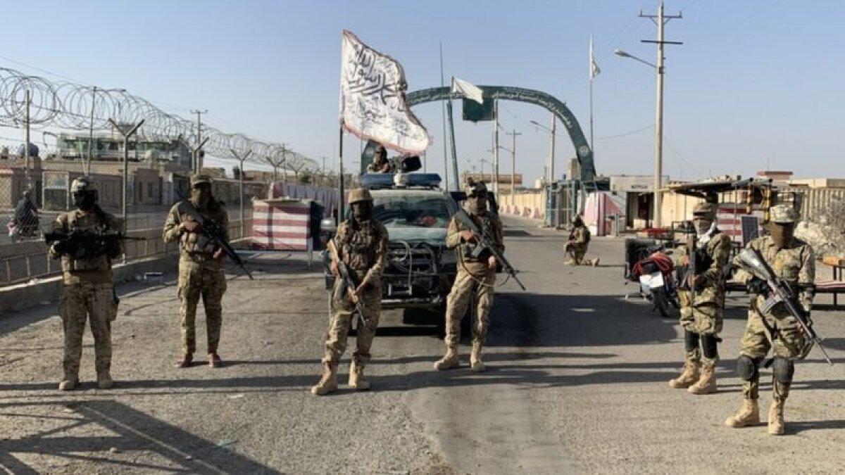 Талибы в Лашкаргахе