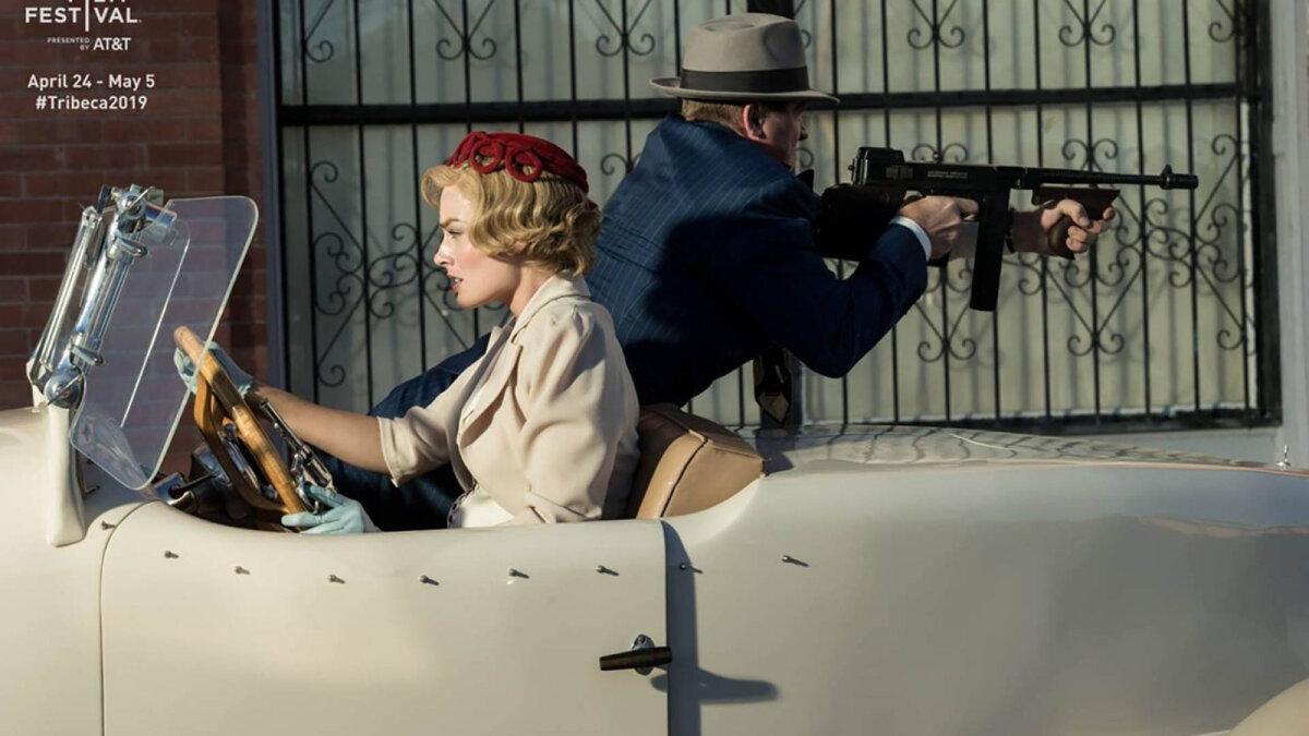 """Margot Robbie filmis """"Tagaotsitav"""""""