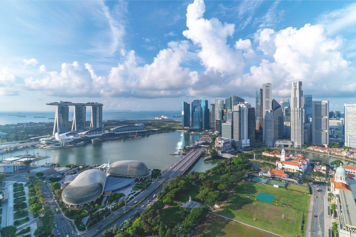 Marina Bay Singapuris