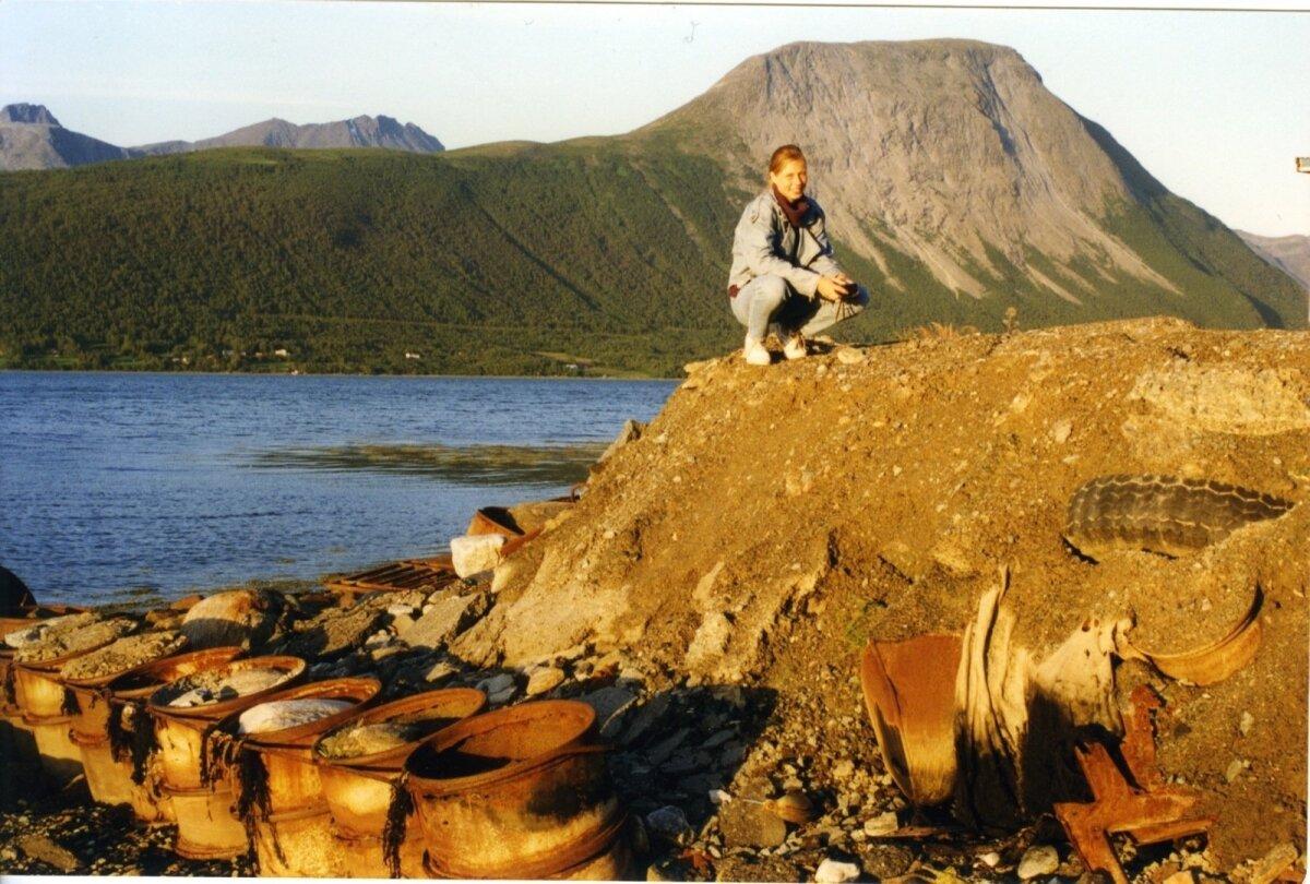 KESET LOODUSE ILU JA PRÜGI: 1997. aastal reisil Põhja-Soomes.