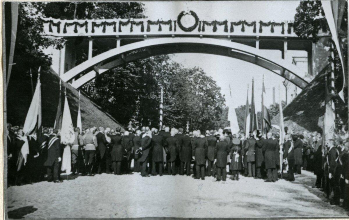 Tartu Ülikooli 300.aastapäeva tähistamine (1632-1932).  Leo Vellema kogu.