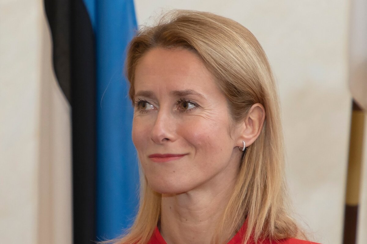 Estonia: from tomorrow the first woman premier, trust in