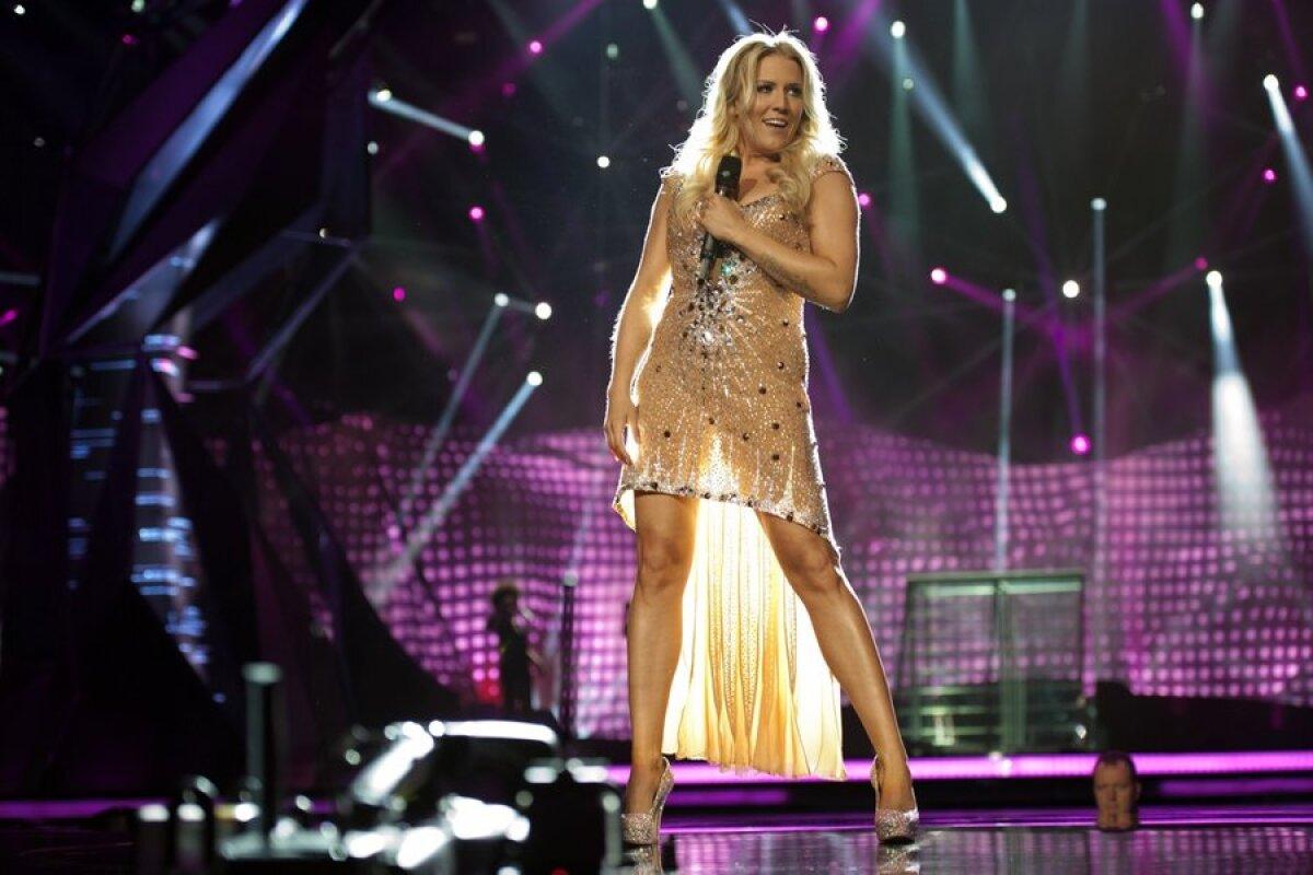 FOTO: Saksamaa esindaja Cascada laulja näitas Playboy