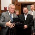 Savisaar: Kreitzbergil oli visiooni, riigimehelikkust ja karismaatilisust