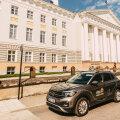 ФОТО   В Тарту появились первые автомобили каршеринга CityBee