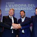 EKRE mõttekaaslased avaldasid plaani oma grupi loomiseks europarlamendis