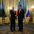 Jaapan ja Venemaa üritavad saartevaidluses läbimurret saavutada