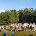 Костры Ивановой ночи: блогер RusDelfi показывает, как отметили самый популярный праздник в Эстонии
