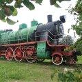Vana vedur Haapsalu raudteemuuseumis