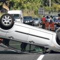 Ka Itaalia on liikluseeskirju rikkuvate juhtidega hädas