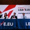 Briti Brexiti-kampaania sai valimisseaduse rikkumise eest 70 000 naela trahvi
