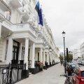 VAATA FOTOSID: Välisminister Kaljurand avas Londonis Eesti saatkonna uue hoone