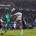 FOTOD | Jalgpallikoondis võitles südilt, kuid pidi viimases MM-valikmängus tunnistama Bosnia nappi paremust