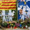 Septembrikuise maasturiõnnetuse paik Berliinis. Surma sai neli inimest.
