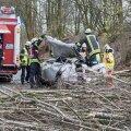 FOTOD | Võimas torm tappis Saksamaal, Hollandis ja Belgias 9 inimest ning tekitas transpordikaose
