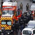 Pariisi noarünnakut uuritakse kui terroriakti, seitse kahtlusalust on vahistatud