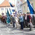 FOTOD: Vabadusvõitlejate vaprus päästis Eesti au, kinnitas minister Reinsalu