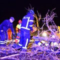DELFI FOTOD: Detsembritorm pillub puid maanteedele