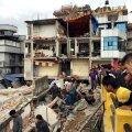 Roy Strider: kardetavasti on Nepalis hukkunute arv tegelikult paar-kolm tuhat, Eesti peaks sinna läkitama päästeabi