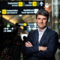 Tallinna lennujaama juhatuse esimees Riivo Tuvike