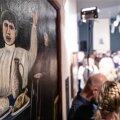 Pirosmani näituse avamine Mikkeli muuseumis