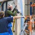 Pärnus puitkonstruktsioone ehitav AS Matek võib olla üks ettevõte, mida lähetatud töötajate direktiiv mõjutama hakkab.