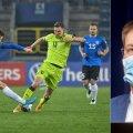 Eesti -Tšehhi jalgpall, Üllar Lanno