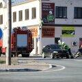 FOTOD | Põltsamaa lähistel põrkasid kaks autot kokku