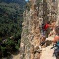 Caminito del rey: maailma kõige hirmsam matkarada Hispaanias avatakse taas