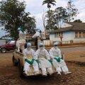 Guineas puhkenud ebolaepideemia jõudis pealinna Conakrysse