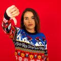 Ei koledatele jõulukampsunitele! Siin on 10 kampsunit, mis sobivad kandmiseks igas olukorras