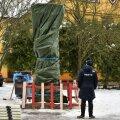 Jaak Joala monument toodi täna Viljandi