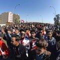 Iraani võimud jäid pärast lennuki allatulistamise tunnistamist protestijate surve alla