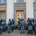 Ukraina siseministri kohusetäitja teatas eriüksuse Berkut likvideerimisest