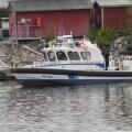 У финского побережья затонул катер береговой охраны. Погиб попавший в западню моряк