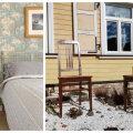 APPI, me ostsime maja | Kuidas vanadest Lutheri toolidest said sinised öökapid