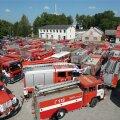 Järva-Jaani tuletõrje 120. aastapäeva tehnikaparaad
